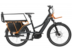 Cargo Bikes and Family Cycling Equipment