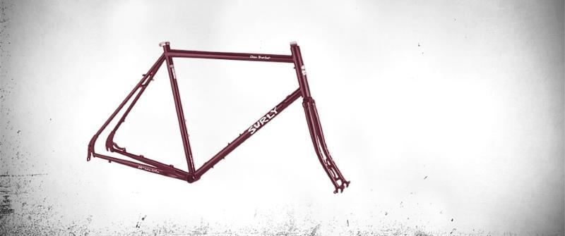 Surly Cisc Trucker frameset