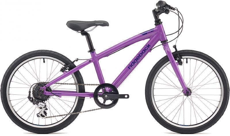 Ridgeback Dimension 20 purple