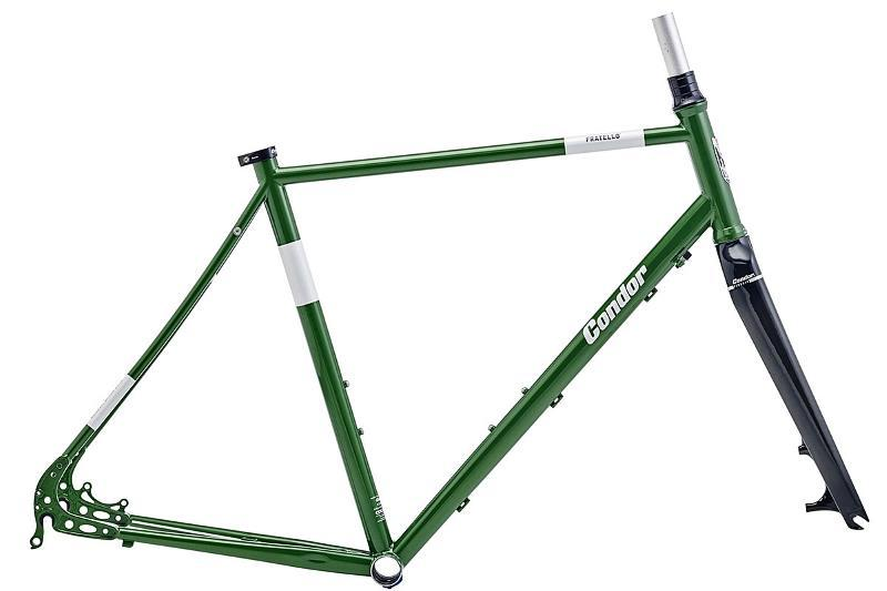 Condor Fratello Paris green