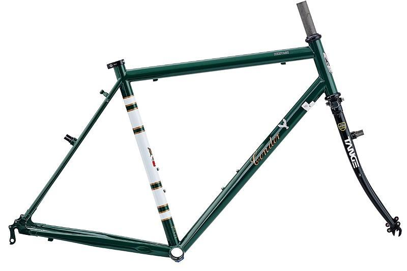 Condor Heritage frame green