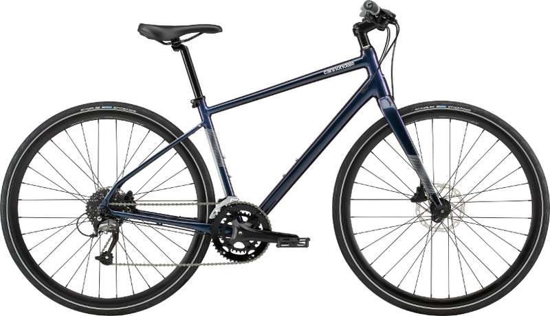 2020 Cannondale Quick 3 Chameleon Blue