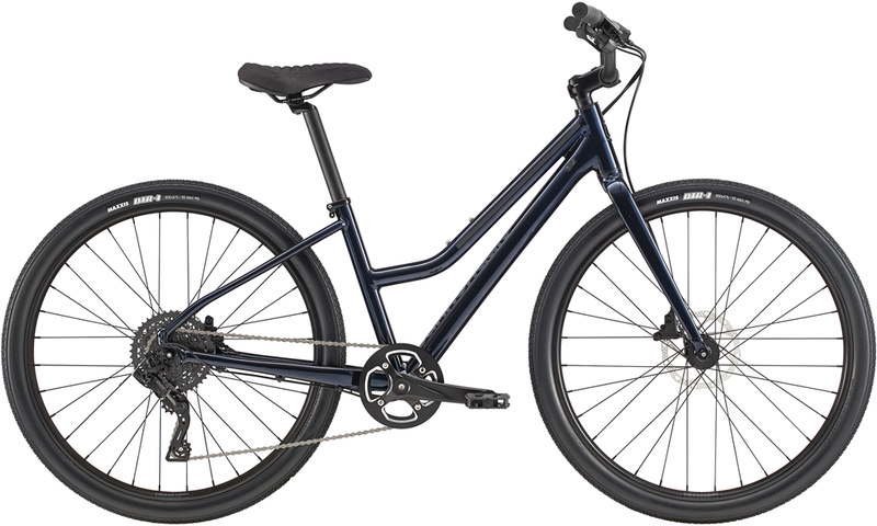 2020 Cannondale Treadwell 2 Women's Midnight Black