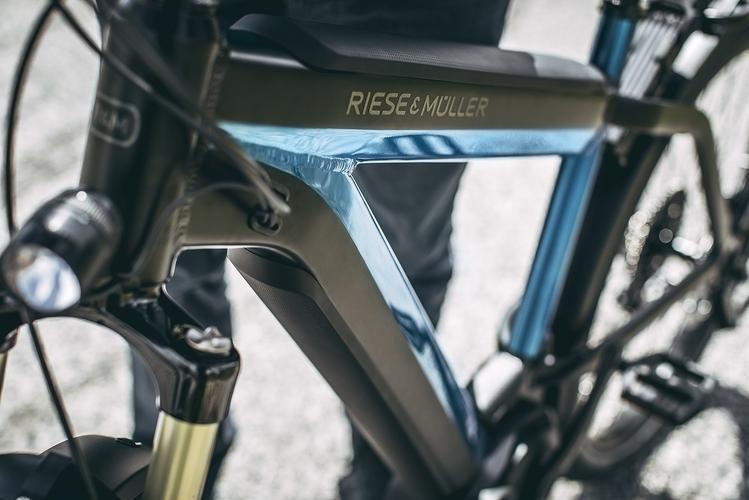 Riese & Muller Supercharger