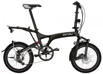 Birdy Rohloff Disc black