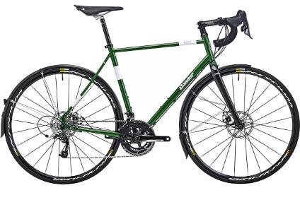 Condor Fratello Disc Paris green