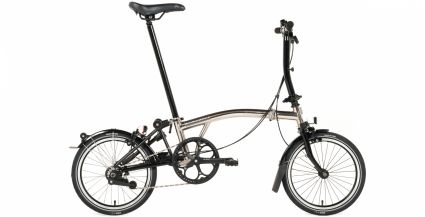 Brompton Special Edition Nickel