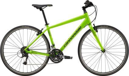 Cannondale Quick 6 men's green