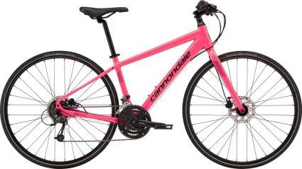 Cannondale Quick 4 women's strawberry