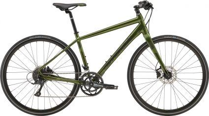 Cannondale Quick 3 men's Vulcan Green