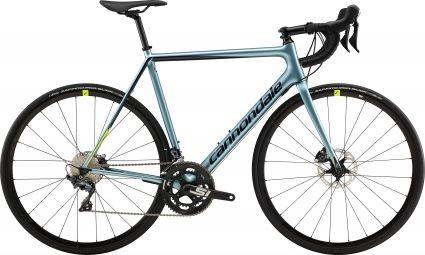 Cannondale Super Six Evo Ultegra Disc Glacier Blue