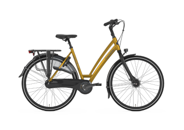 2019 Gazelle Chamonix C7 sunflower