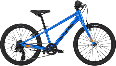 2020 Cannondale Quick 20 Kid's Electric Blue