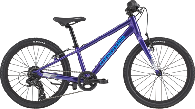 Cannondale Quick 20 purple