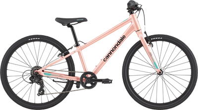 Cannondale Quick 24 pink