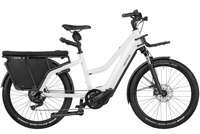 R&M multicharger  Mixte GT Touring  White/black