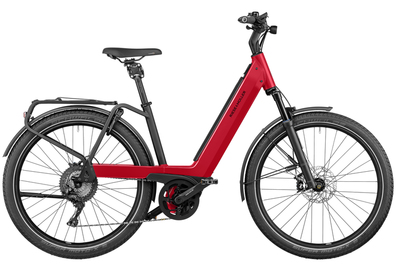 2021 R&M Nevo3 GT Touring dynamic red