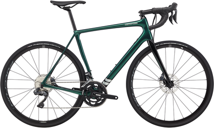 2020 Cannondale Synapse Carbon Disc Ultegra Di2 - Emerald Green