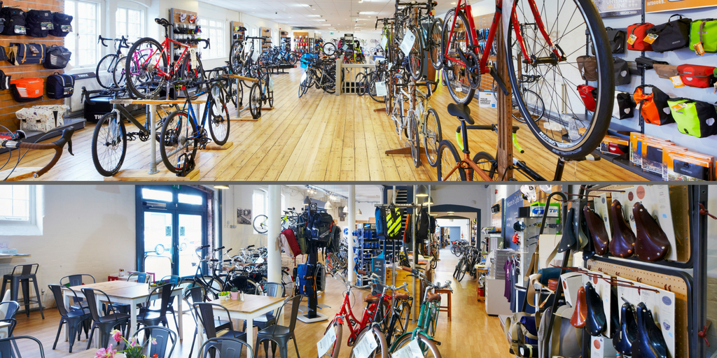header images of Cycle Heaven